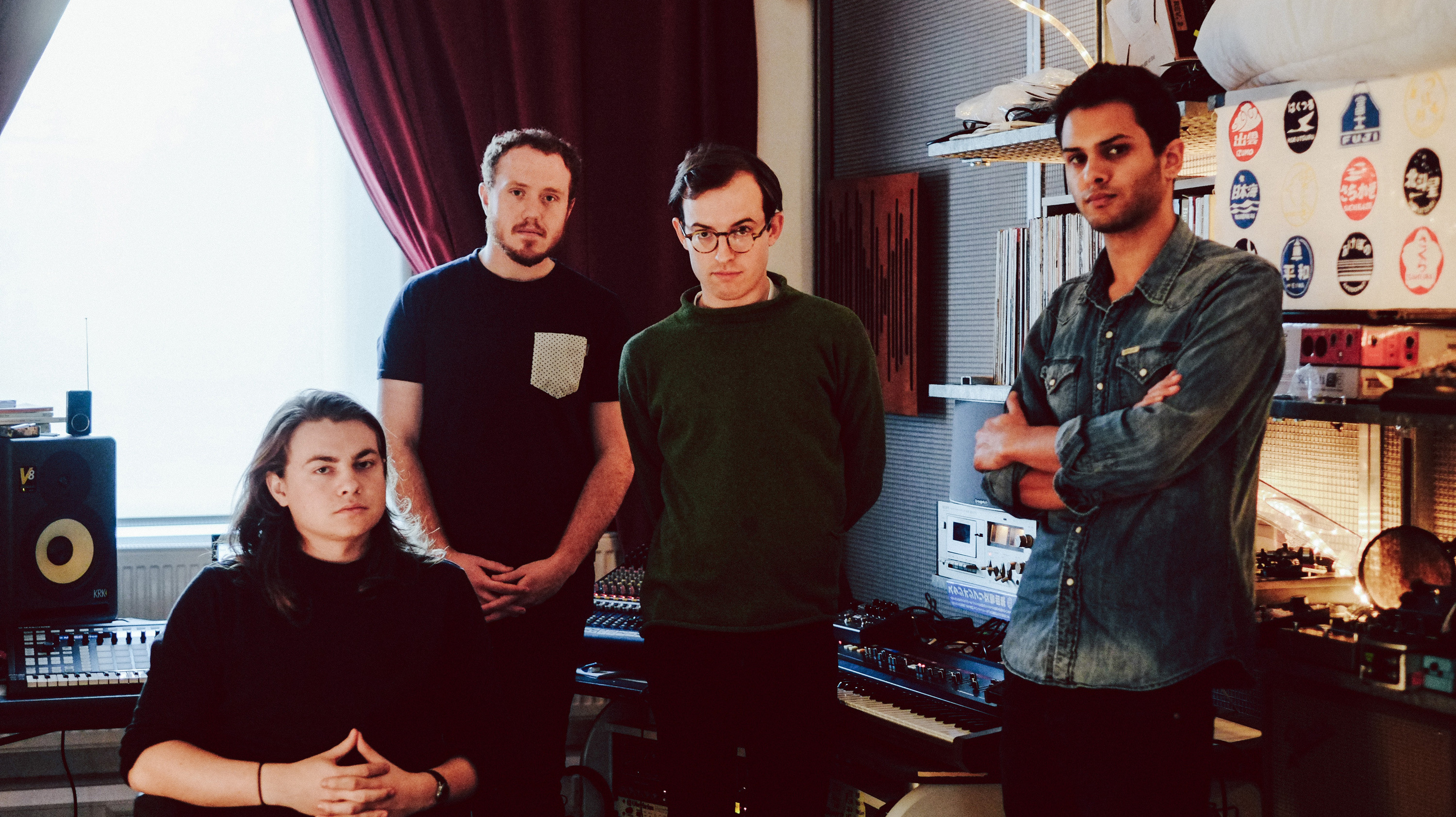 Bombay Bicycle Club On World Cafe