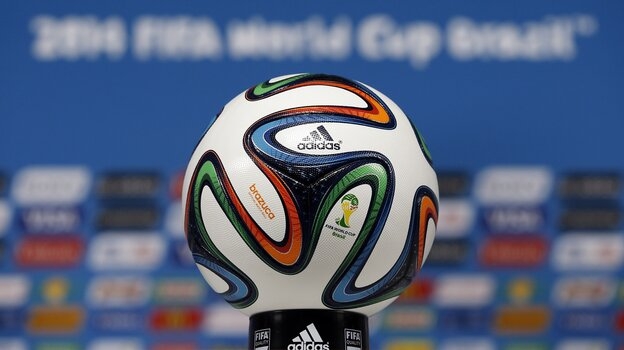 Pakistan beat out rivals China and India to produce the Adidas Brazuca, the official ball of the 2014 FIFA World Cup in Brazil.