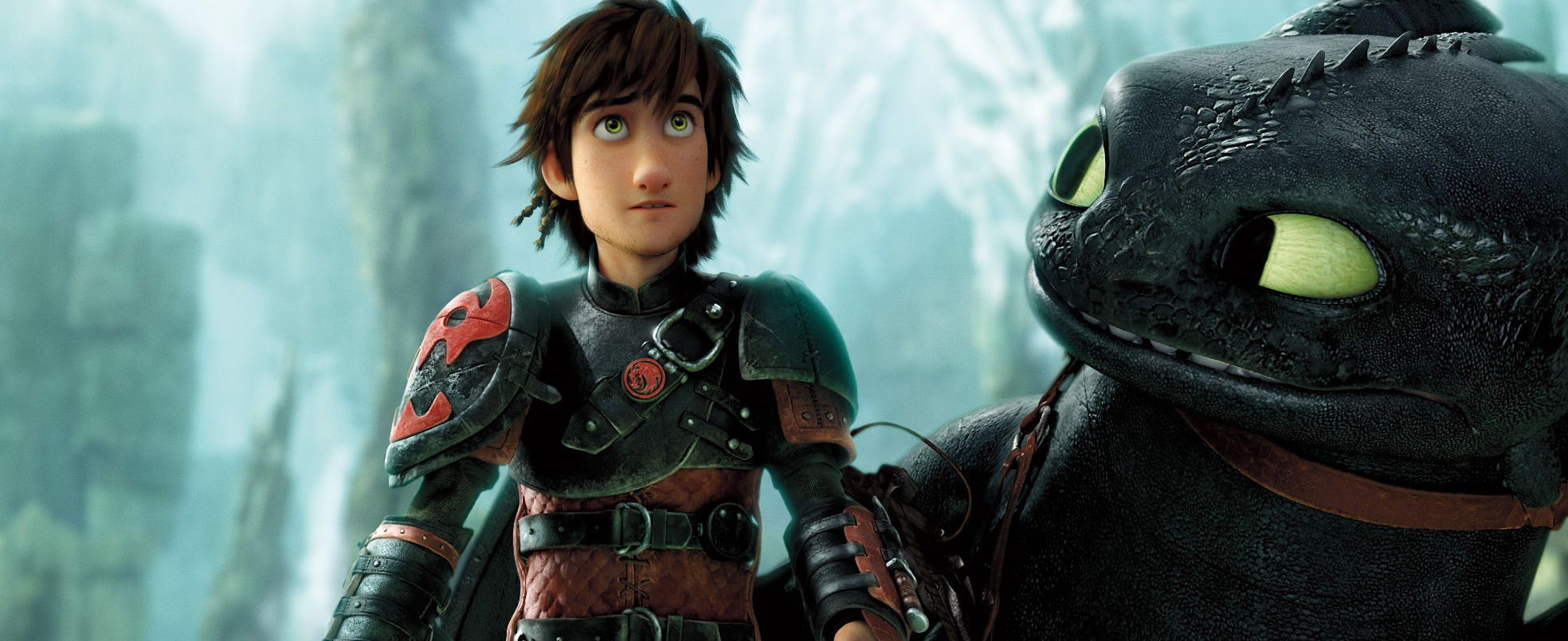 Movie Review How To Train Your Dragon 2 Npr
