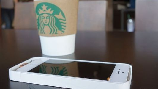 Starbucks Makes Itself More Addictive With Wireless Phone Charging