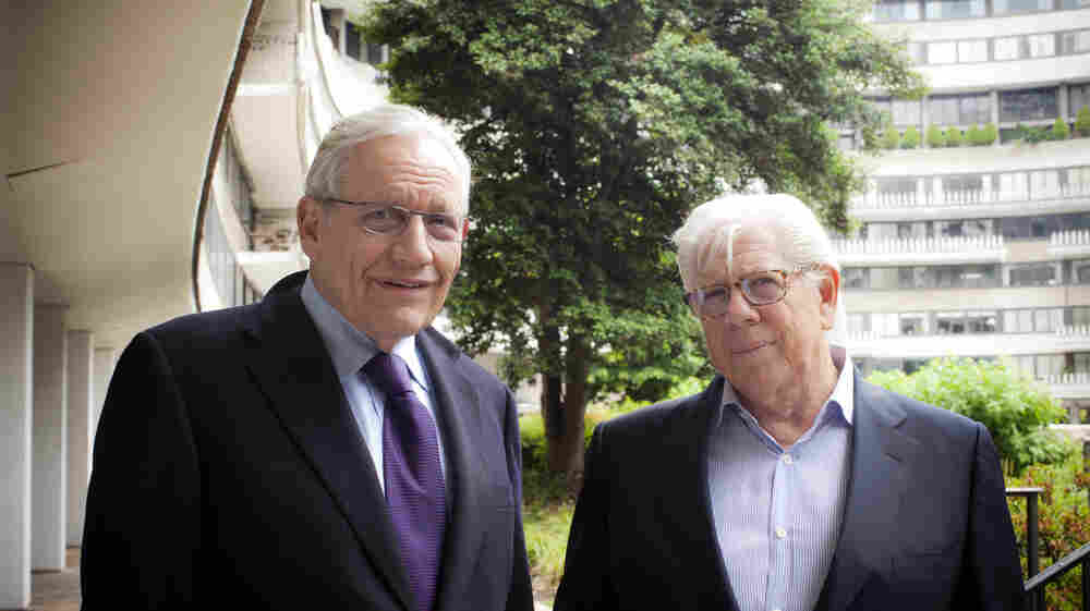 40 Years On, Woodward And Bernstein Recall Reporting On Watergate