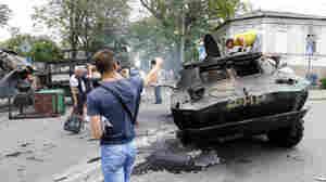 Ukrainian Forces Reportedly Regain Control Of Mariupol