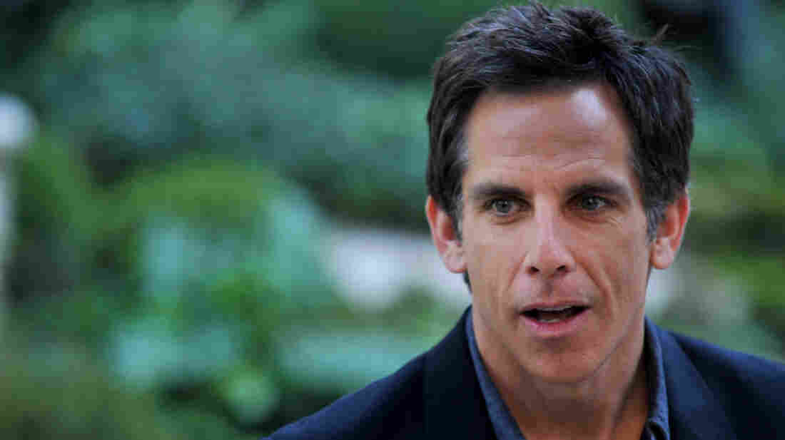 """When Ben Stiller hears """"chicken in the gate,"""" rarely does he actually present someone with a live chicken."""