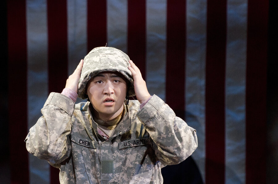 An opera remembers the tragedy of an asian american soldier code an opera remembers the tragedy of an asian american soldier sciox Gallery