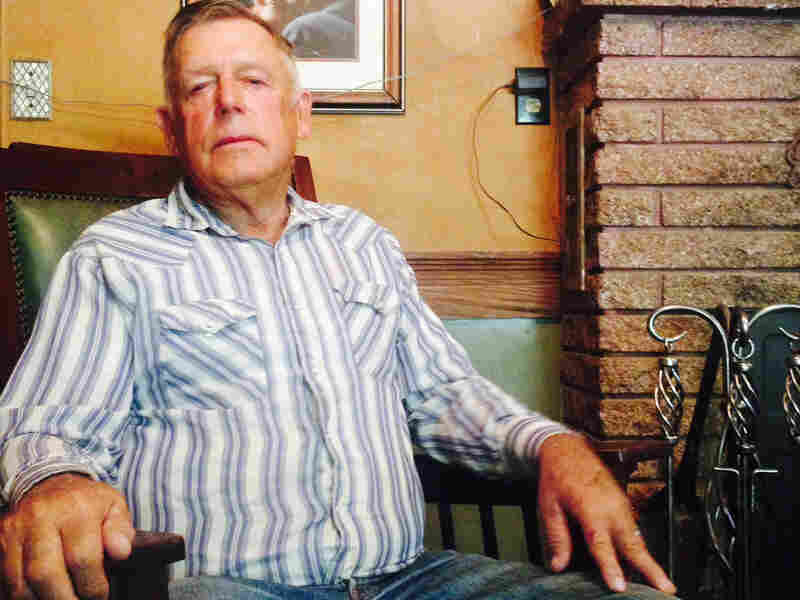 Cliven Bundy at home in the family's ranch house outside Bunkerville, Nev.