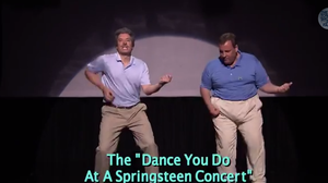 Dancing On A Lark: Gov. Christie Struts His Stuff On 'Tonight Show'