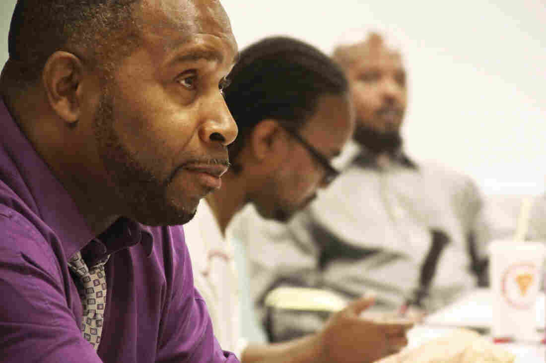 Edward Pitchford is a responsible-fatherhood specialist with the Center for Urban Families in Baltimore.