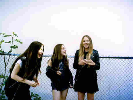 We've invited the sisters of Haim to play DJ. Listen to a playlist of their favorite picks.
