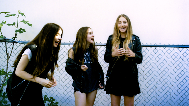 Haim. (Courtesy of the artist)