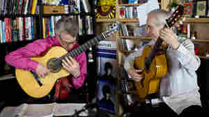 Eliot Fisk And Paco Peña: Tiny Desk Concert