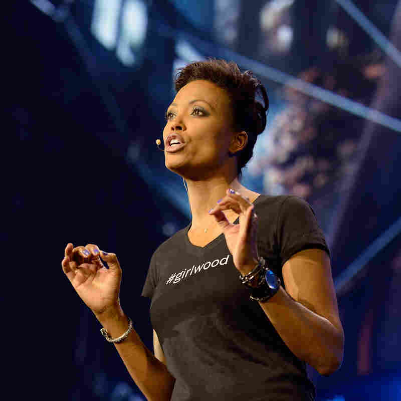 Actress Aisha Tyler says her fellow gamers need to be vocal in their demand for diversity in games, with both their voices and their pocketbooks.