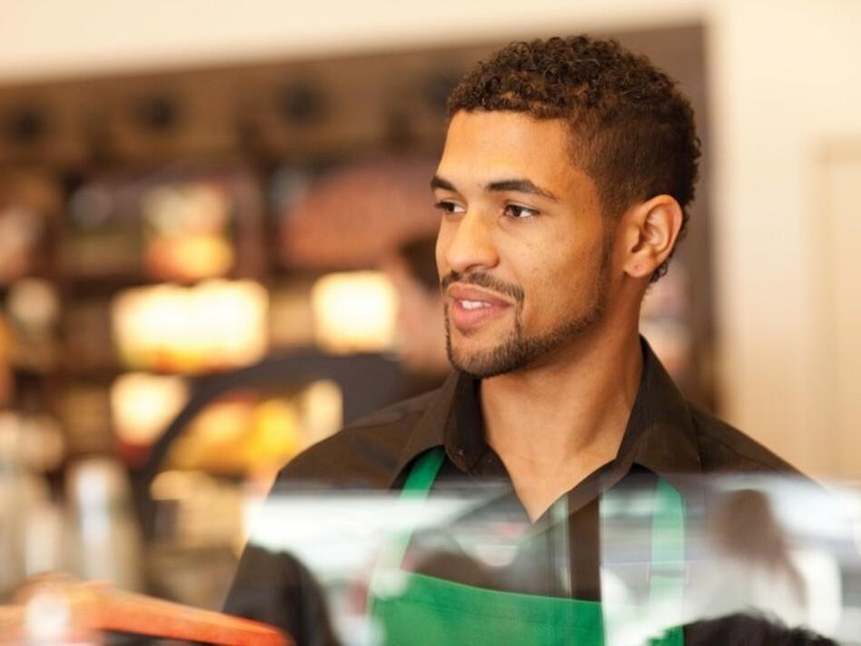 Part-time barista, full-time student? (Yang Lee/Starbucks)