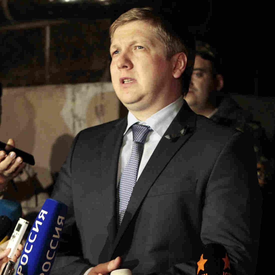 In Escalation, Russia Cuts Gas Supplies To Ukraine