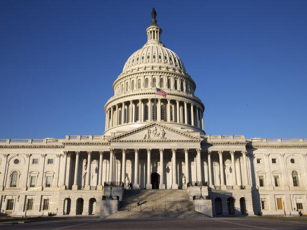 The U.S. Capitol i