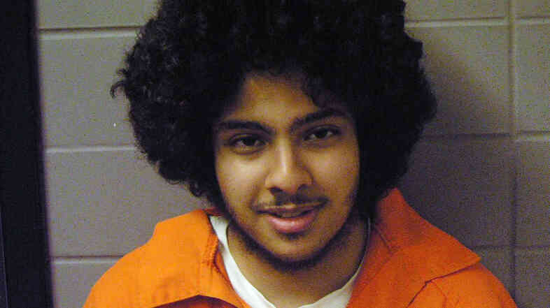 A photo provided by the U.S. Marshal's office shows terrorism suspect Adel Daoud, of Hillside, Ill. Daoud, a 20-year-old U.S citizen, has denied government allegations that he accepted a phony car bomb from undercover FBI agents in 2012, parked it by a Chicago bar and pressed a trigger.