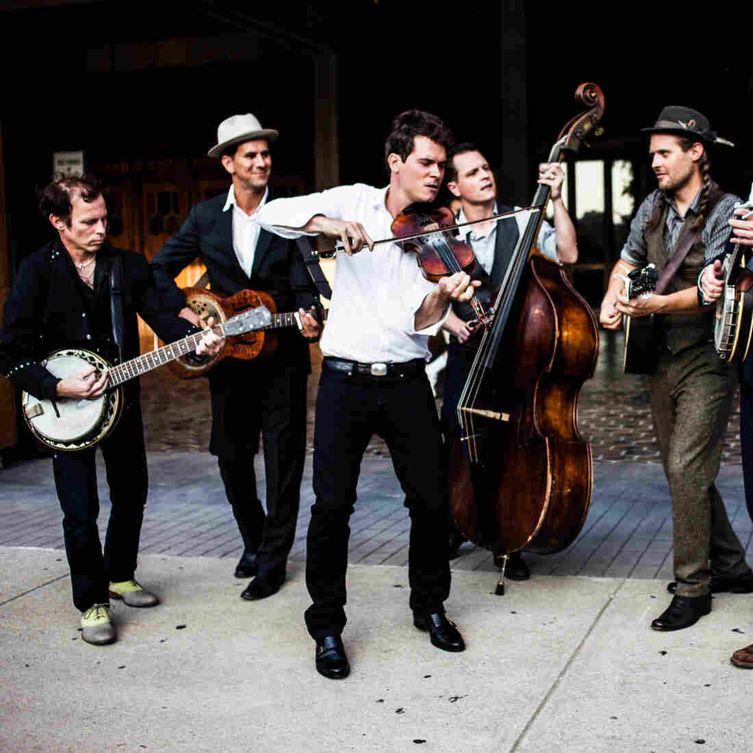 First Listen: Old Crow Medicine Show, 'Remedy'