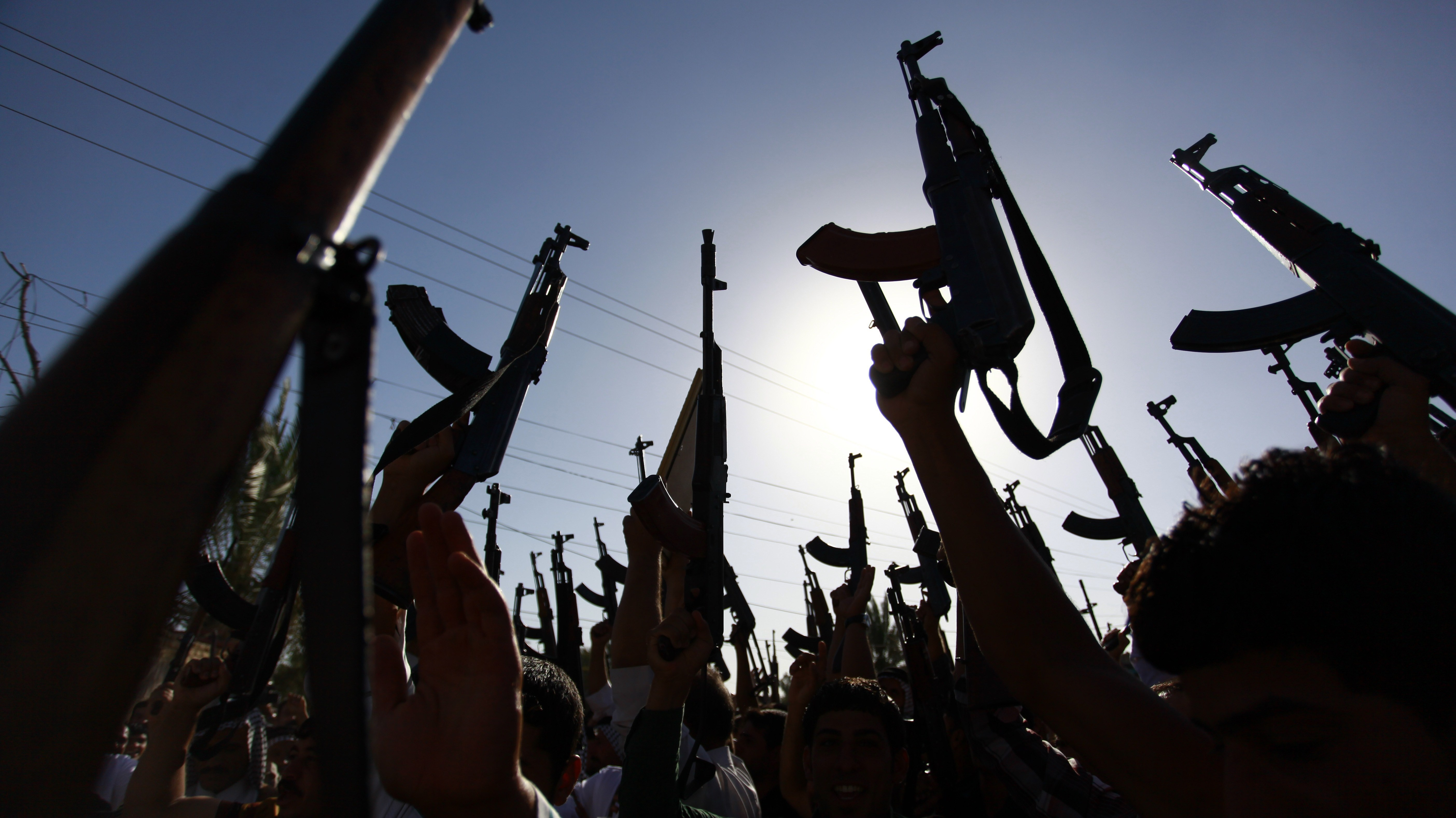 What, Exactly, Are U.S. Interests In Iraq's Turmoil?