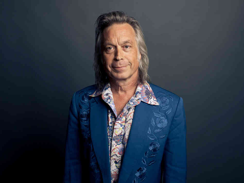 Jim Lauderdale's new album, I'm A Song, comes out July 1.