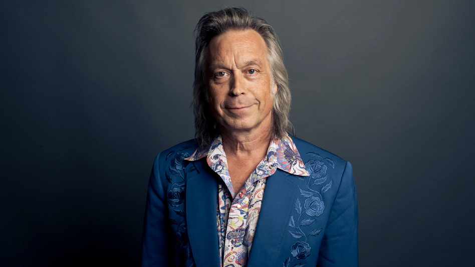 Jim Lauderdale's new album, I'm A Song, comes out July 1. (Courtesy of the artist)