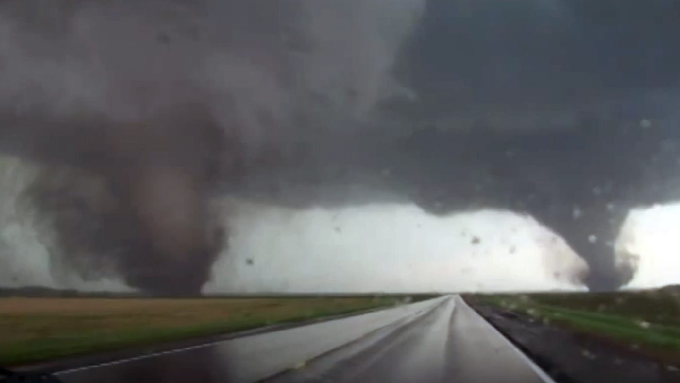 Twin Tornadoes Nebraska Leave Dead Others Hospital The Two Way Npr