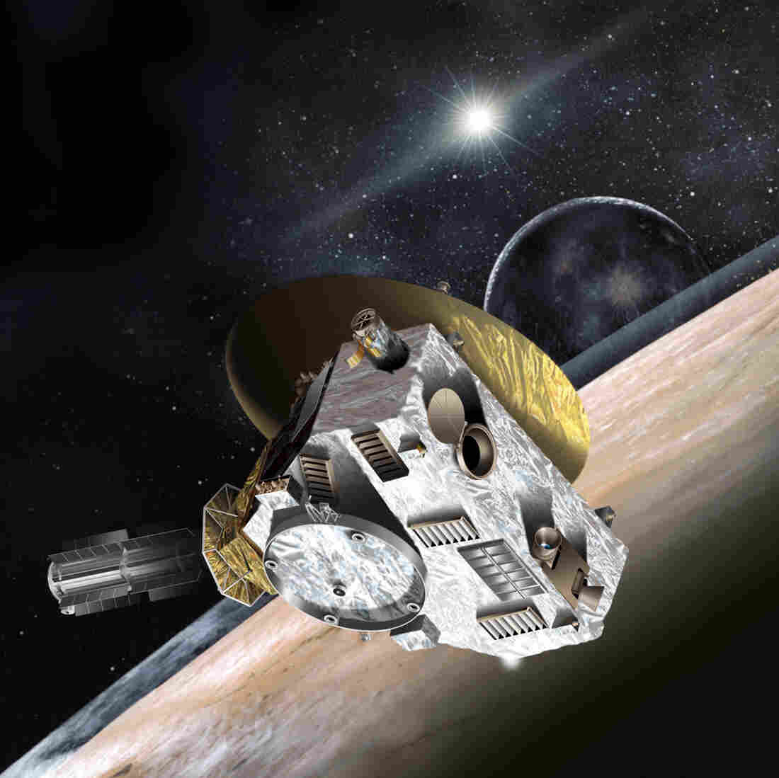 Hubble To Search For Last Stop On Pluto Probe's Itinerary