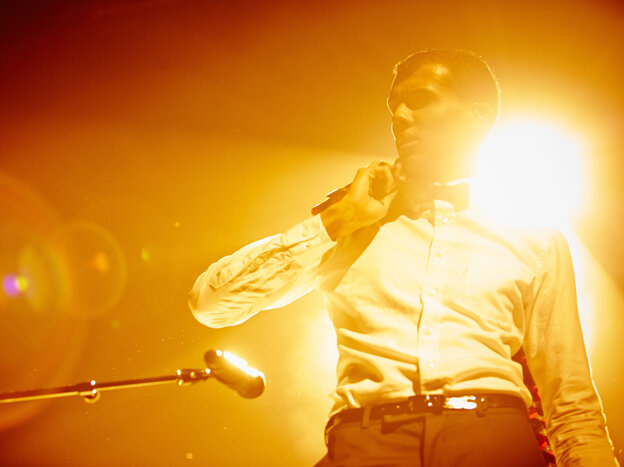 Paul Van Haver, better known as Stromae, has already captured the European music market. Now, he's setting his sights on the U.S.
