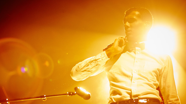Paul Van Haver, better known as Stromae, has already captured the European music market. Now, he's setting his sights on the U.S. (Courtesy of the artist)
