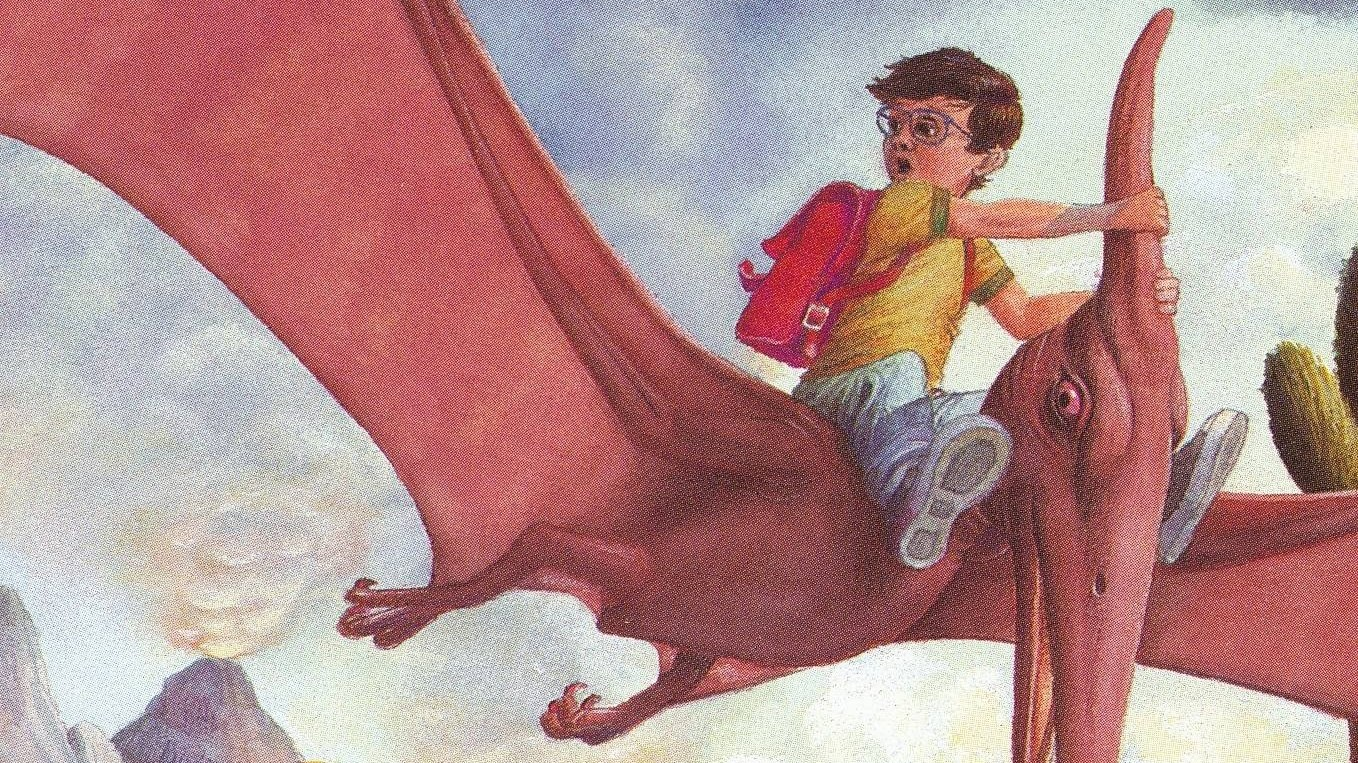 Who Wrote The Magic Treehouse Series Part - 38: From U0027The Magic Tree House,u0027 Kids Branch Out To Chapter Books : NPR