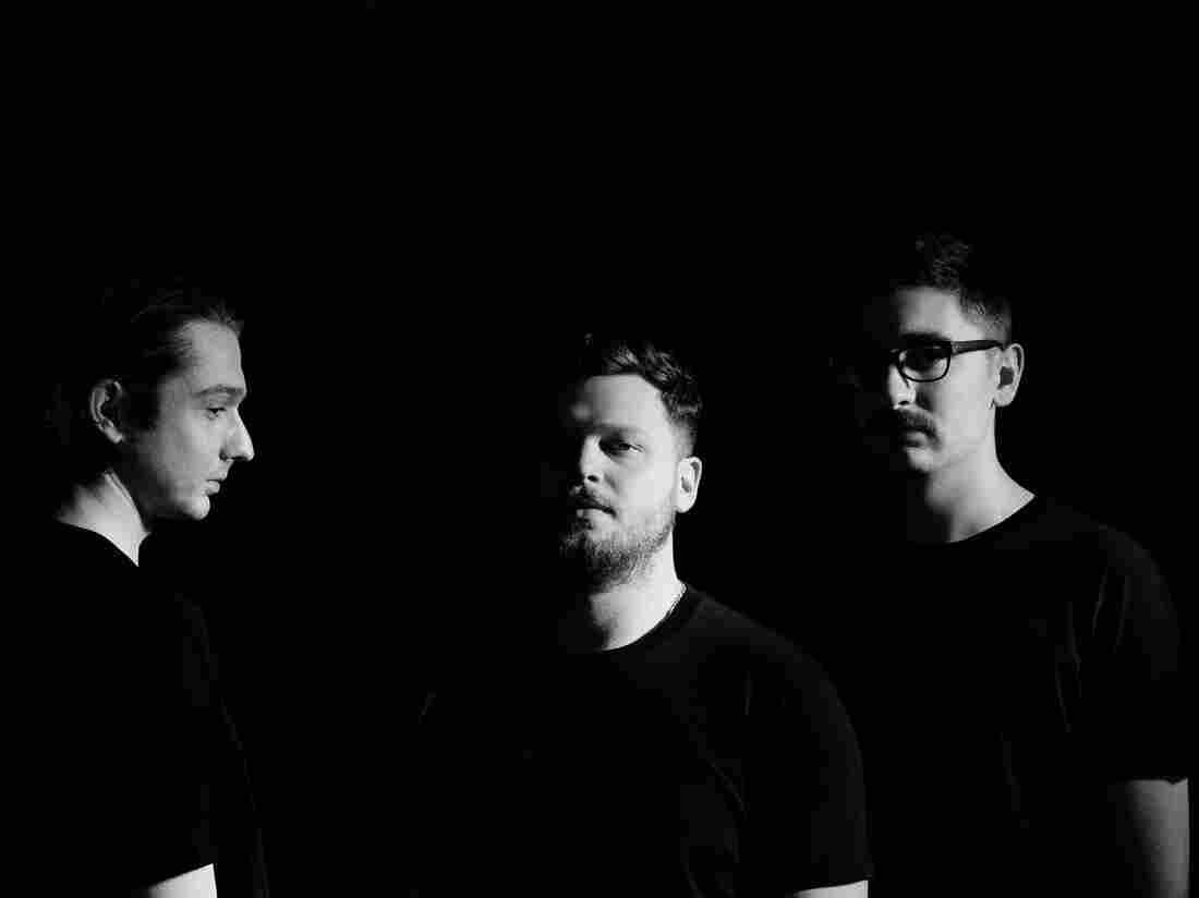 alt-J, from left: Thom Green, Joe Newman, Gus Unger-Hamilton.
