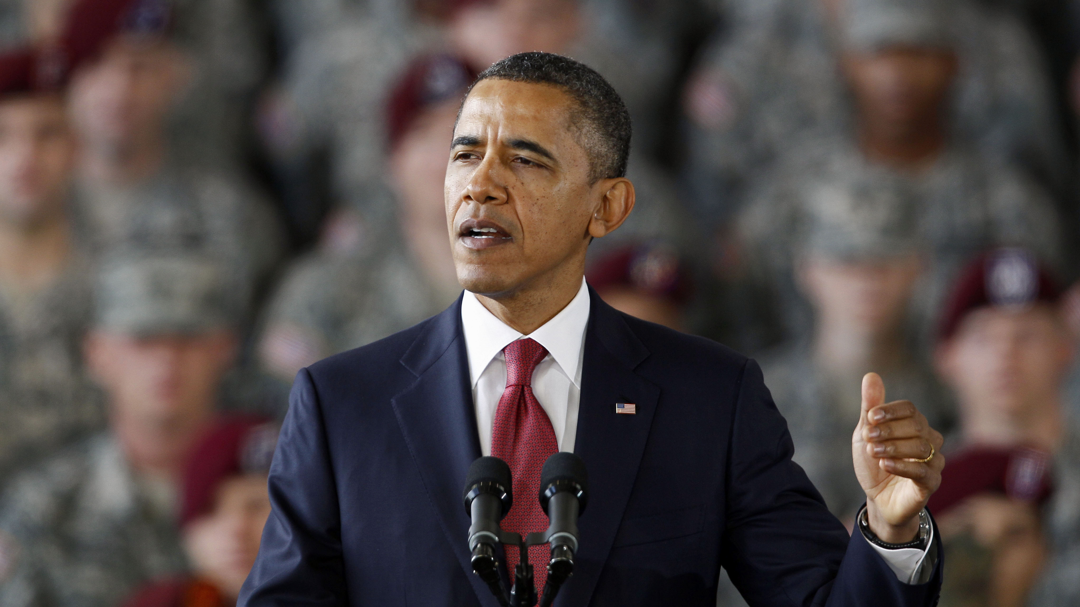 The Specter Of Iraq Haunts The Political Life Of Barack Obama