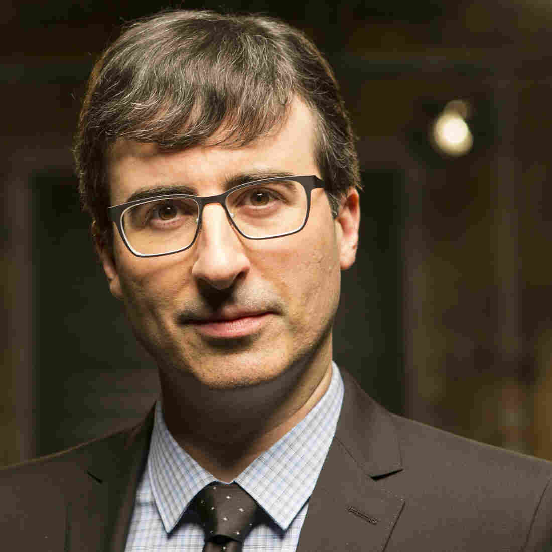 John Oliver Is No One's Friend On His New HBO Show