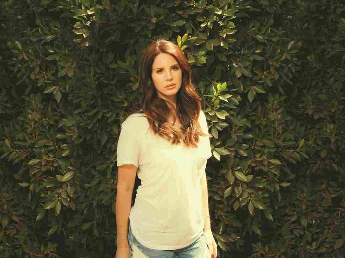 Lana Del Rey's new album is Ultraviolence.