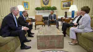 Iraq's Meltdown Troubles U.S. Political Waters