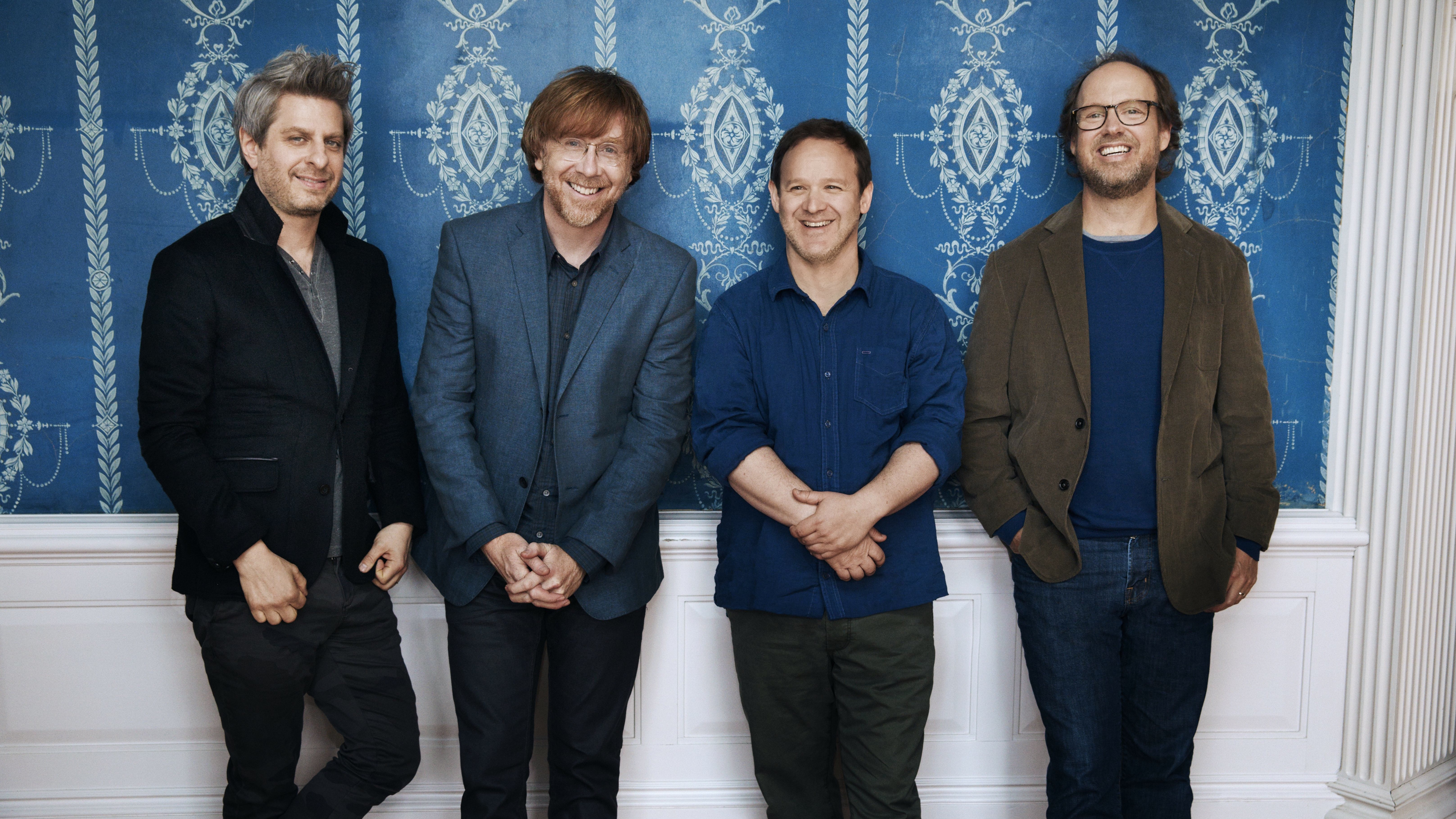 How Does A Jam Band Write Songs? We Asked Phish