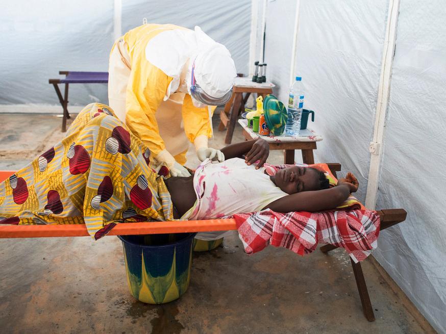 Doctors Aren't Sure How To Stop Africa's Deadliest Ebola Outbreak