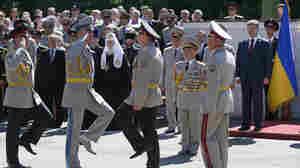 Ukraine's President Announces Plan For Unilateral Cease-Fire