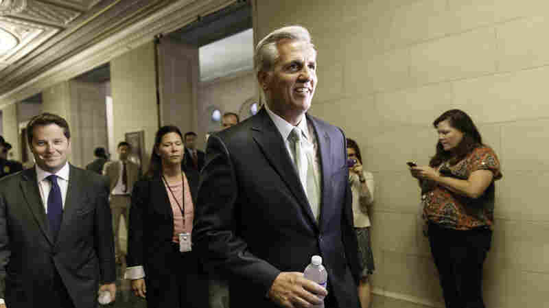 House GOP Picks McCarthy For Majority Leader; Scalise Gets Whip