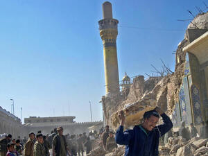 The February 2006 bombing of the Askariya Shrine in Samarra, a mosque linked closely to historical imams of Shiism, sparked an onslaught of Shia on Sunni violence.
