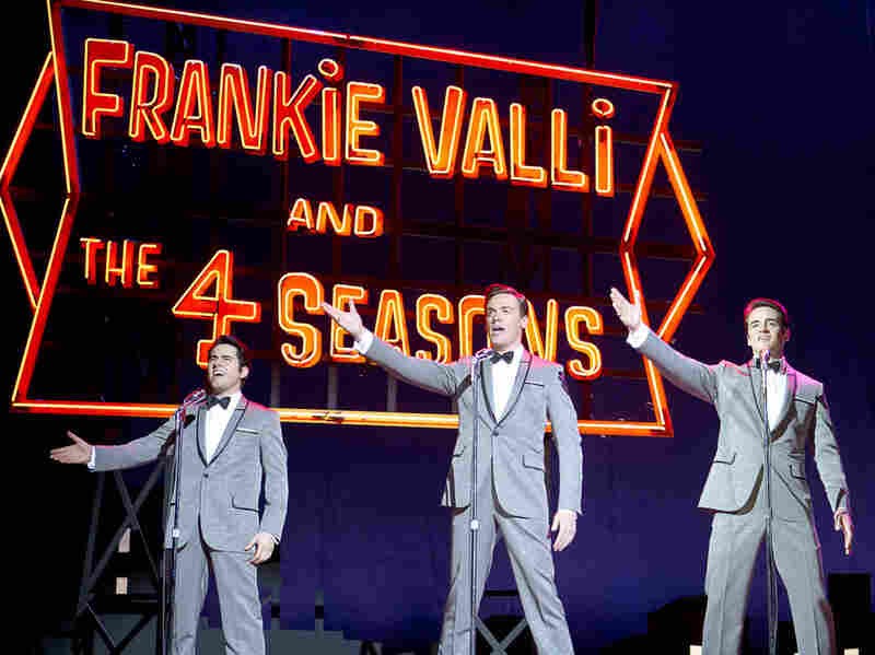 Jersey Boys, the film version of the hit musical, focuses tightly on its titular Boys, at the expense of the rest of the early '60s music scene.