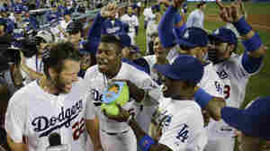 Dodgers' Ace Kershaw Notches His First No-Hitter