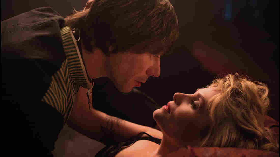 Mathieu Amalric as a Roman Polanski look-alike and Emmanuelle Seigner — the director's real-life wife — play psychosexual mind games in Venus in Fur.