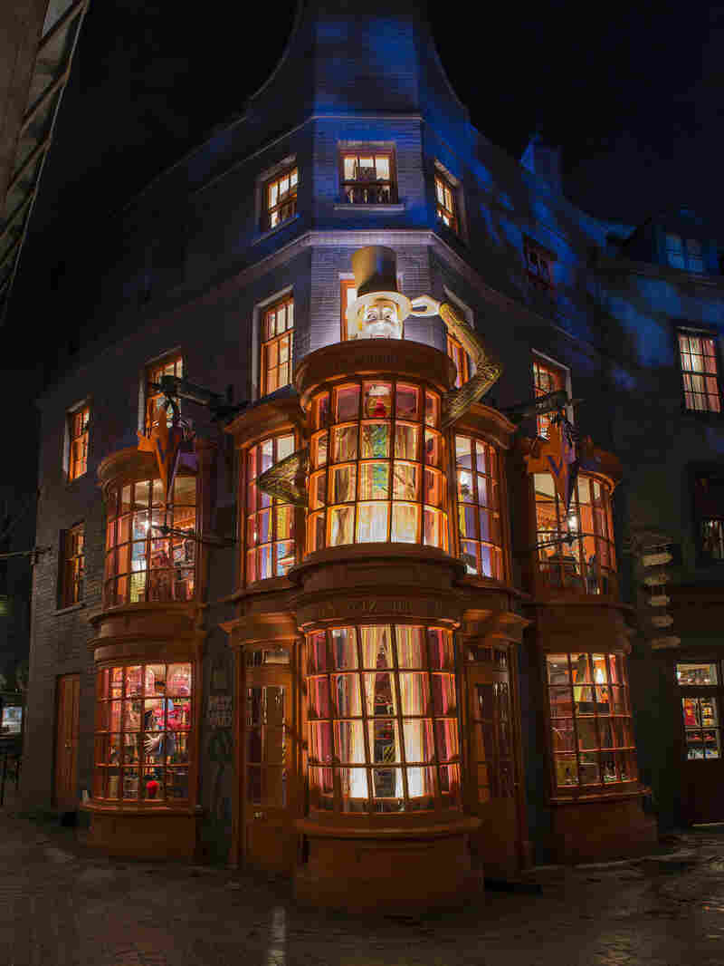 Diagon Alley will officially open on July 8, joining Universal Orlando's Hogsmeade attraction.