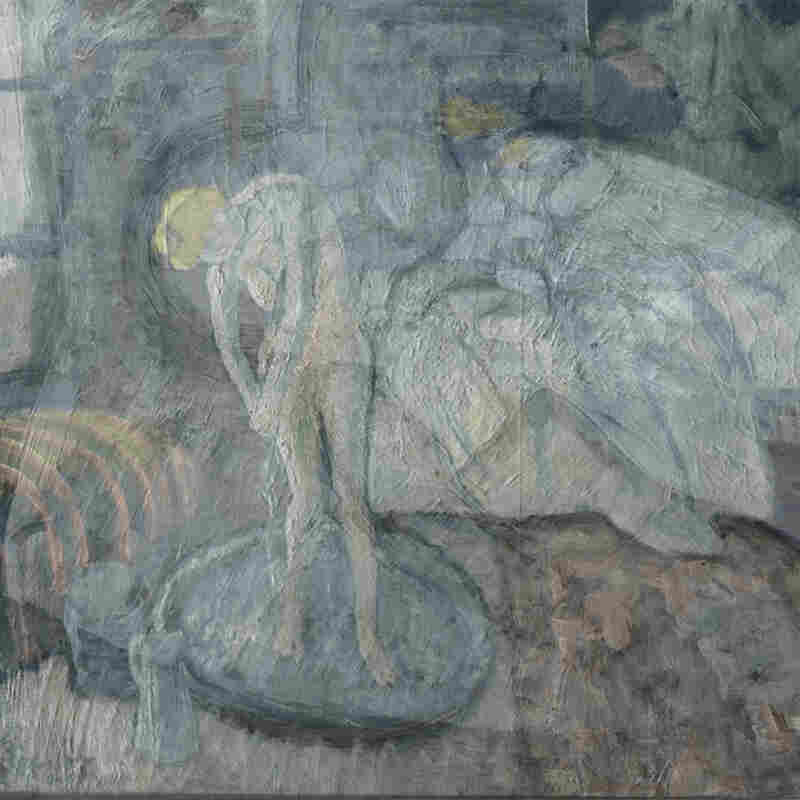 Buried By Picasso, The Man Beneath 'The Blue Room' Tells A Story