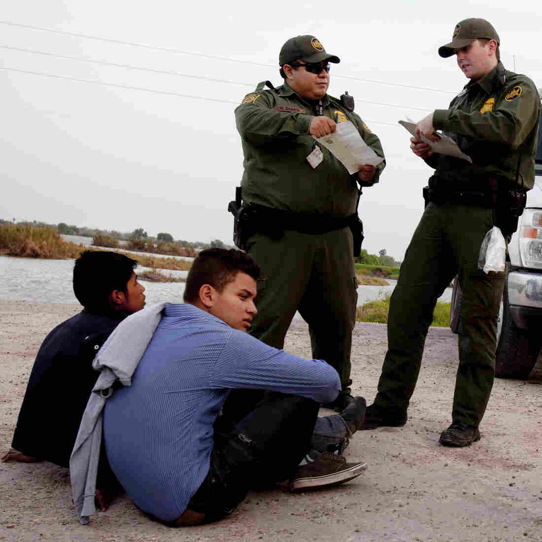 U.S. To Open Immigrant Family Detention Centers In Response To Influx