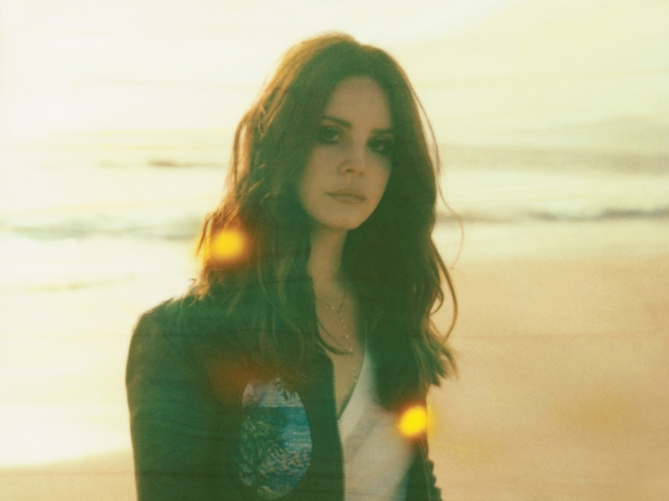 Elizabeth Grant, better known by her stage name, Lana Del Rey. (Neil Krug/Courtesy of the artist)