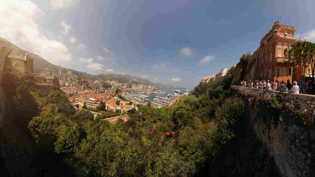Monaco, on the French Riviera, is one of several sovereign nations that have no standing army.