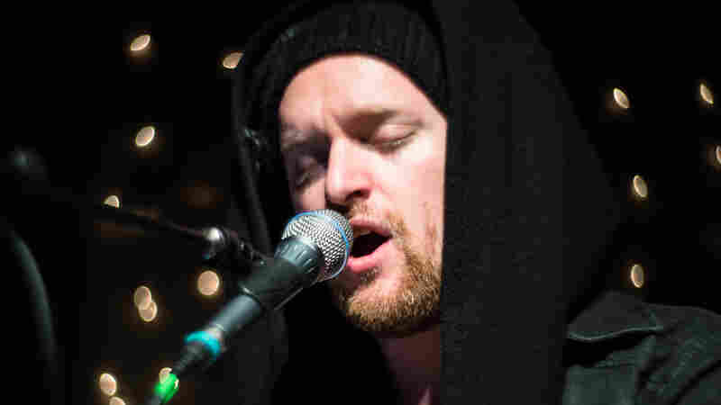 SOHN at KEXP in Seattle on May 21, 2014.