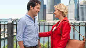 Sound familiar? In David Wain's latest film, Paul Rudd plays a candy company executive who falls in love with an independent candy store owner, played by Amy Poehler.