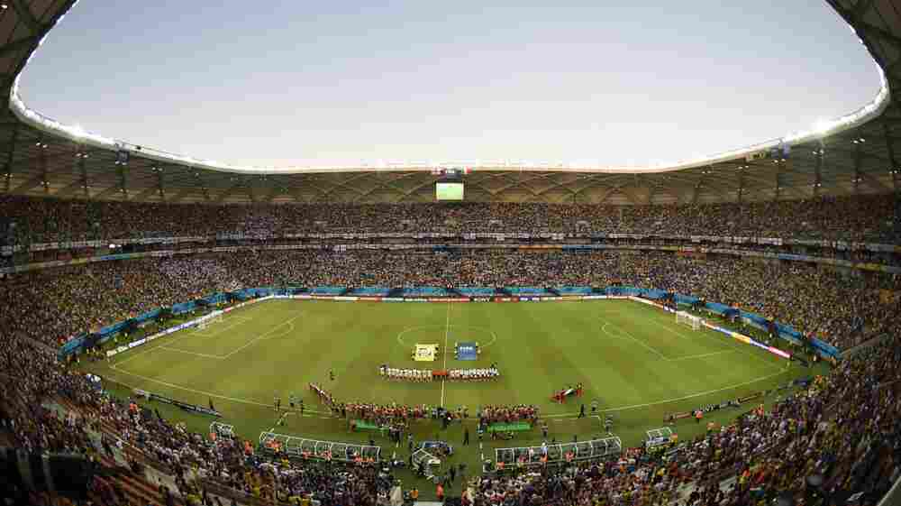 World Cup Stadium In The Amazon Is Nice, But Is It Needed?