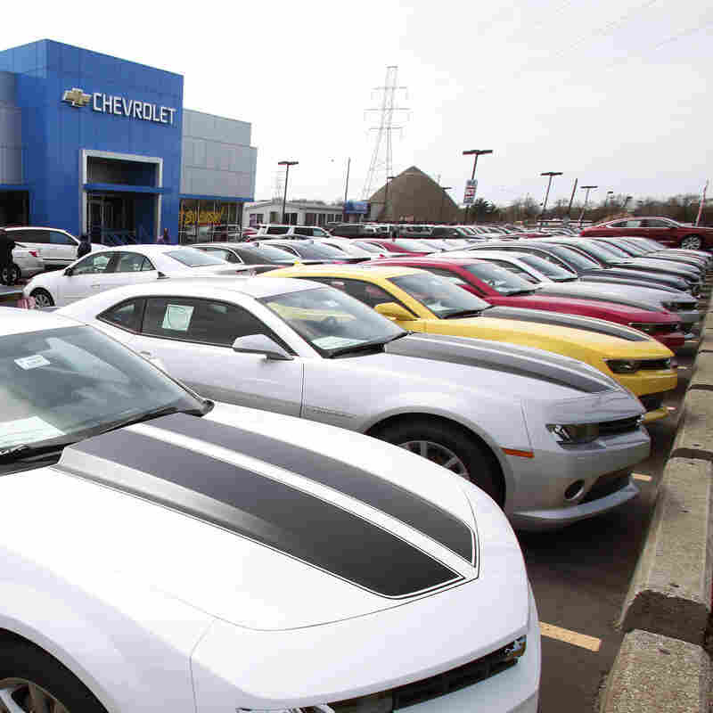 As Carmakers Recall Vehicles, Dealers Might Make A Profit
